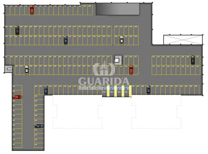 Apartamento de 3 dormitórios à venda em Jardim Carvalho, Porto Alegre - RS