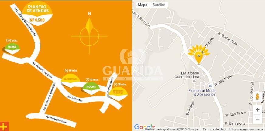 Terreno à venda em Lomba Do Pinheiro, Porto Alegre - RS