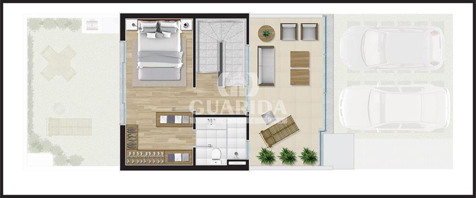 Sobrado de 3 dormitórios à venda em Glória, Porto Alegre - RS