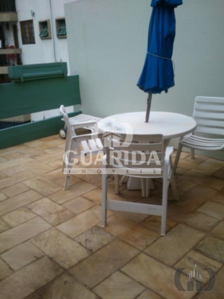 Cobertura de 1 dormitório à venda em Menino Deus, Porto Alegre - RS
