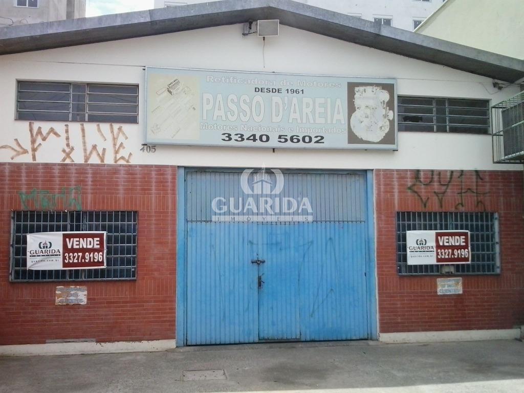 Pavilhão à venda em São Sebastião, Porto Alegre - RS