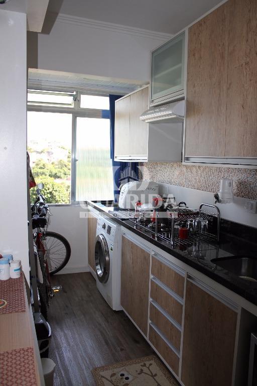Apartamento de 1 dormitório à venda em Cristal, Porto Alegre - RS