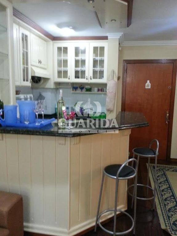 Apartamento de 1 dormitório à venda em Centro, Gramado - RS
