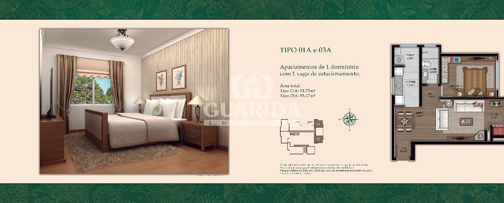 Apartamento de 2 dormitórios à venda em Centro, Canela - RS