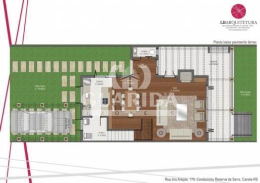 Casa de 3 dormitórios à venda em Reserva Da Serra, Canela - RS