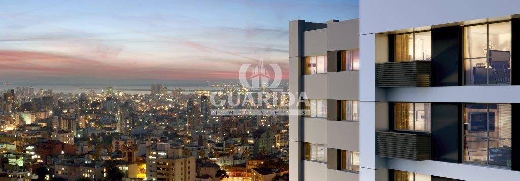 Apartamento de 1 dormitório à venda em Petrópolis, Porto Alegre - RS