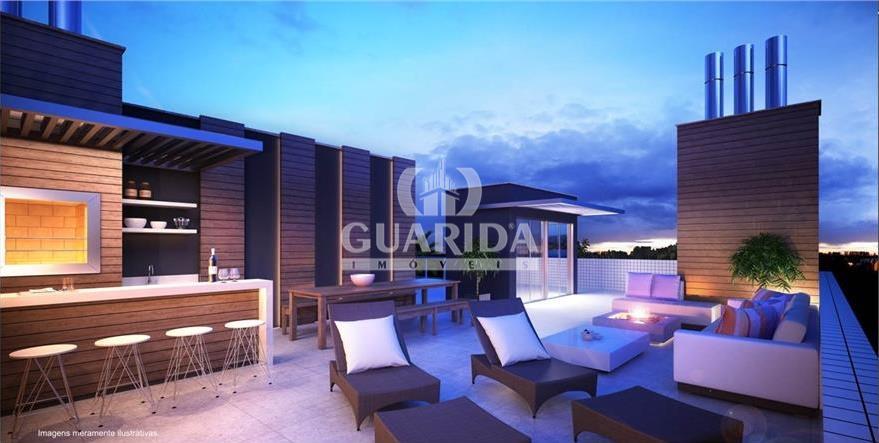 Apartamento Duplex de 2 dormitórios à venda em Praia Da Cal, Torres - RS